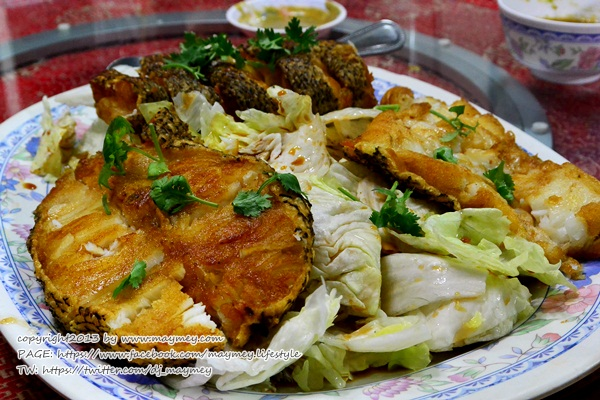 Jok's Kitchen ปลาหิมะทอด