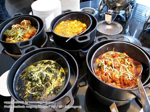 อาหารอินเดีย แกรนด์ ซันเดย์ บรั้นช์ ที่ เดอะสแควร์ โรงแรมโนโวเทล กรุงเทพ เพลินจิต สุขุมวิท