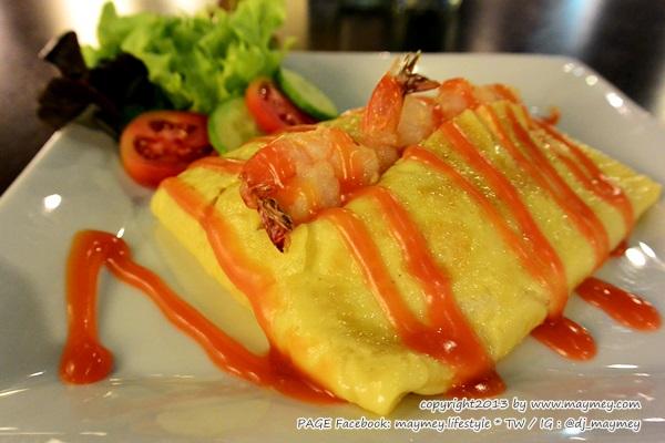 ข้าวห่อไข่ My Cafe' Thai Music Gallery