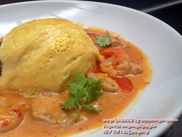 ข้าวไข่ข้น ต้มยำกุ้ง My Cafe' Thai Music Gallery