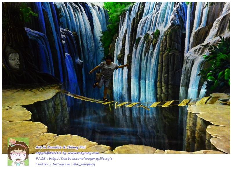 Art in Paradise : Illusion Art Museum Chiang Mai