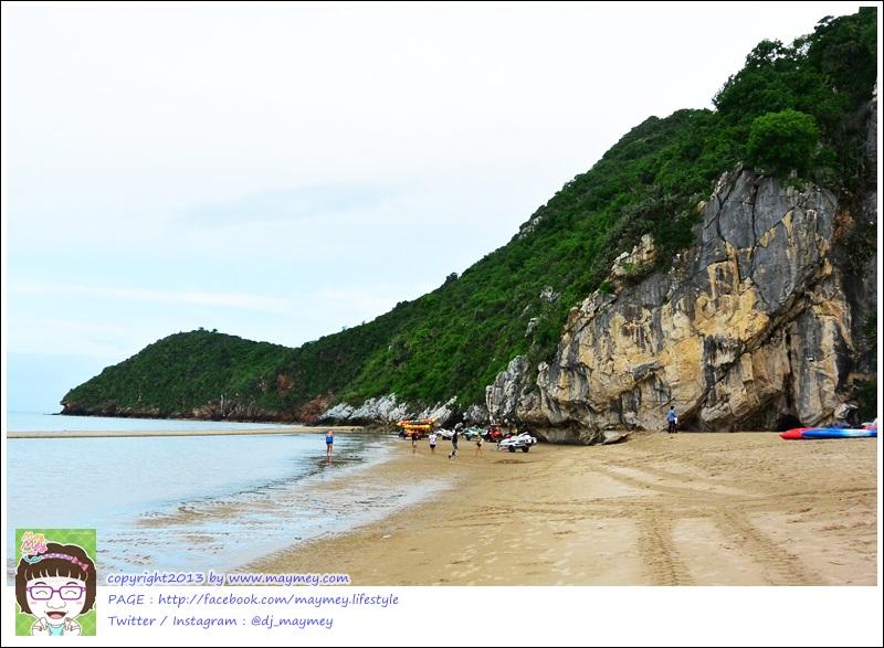 หาดเขากะโหลก ปราณบุรี