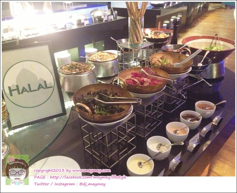 ไลน์อาหาร บุฟเฟ่ต์สุดคุ้ม Grill & Wine ลด 50% ที่ Atelier @ แกรนด์ มิลเลนเนียม สุขุมวิท