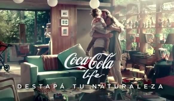 coke life cover