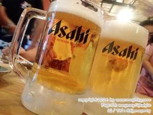 เบียร์สดเย็นๆ