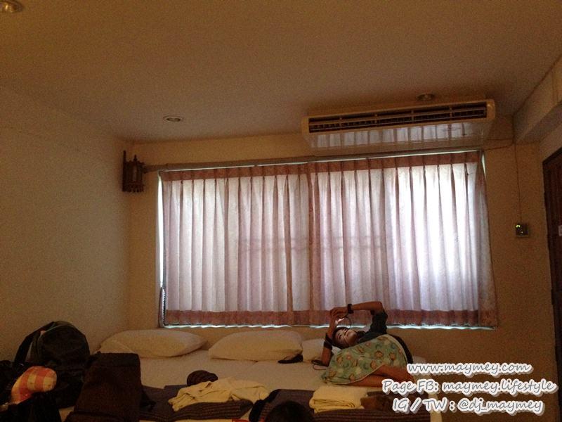 บ้านริมแคว แพริมน้ำ จังหวัดกาญจนบุรี