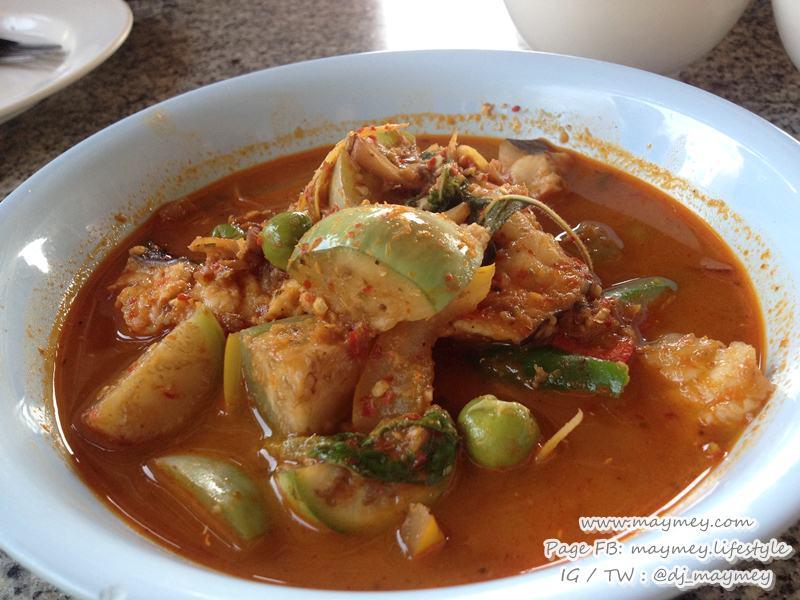 ร้านครัวชุกโดน จังหวัดกาญจนบุรี