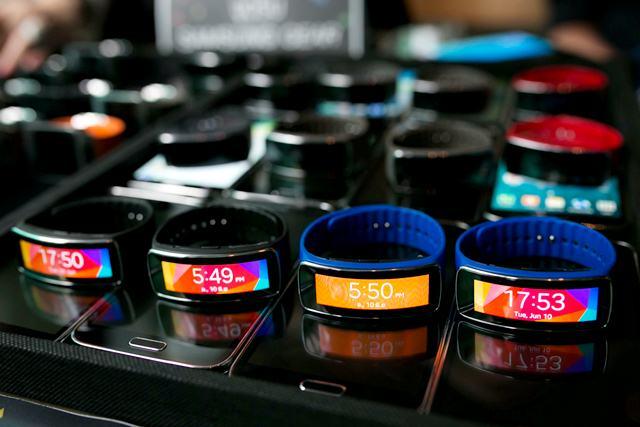 Design your active lifestyle กับ Samsung Gear Fit