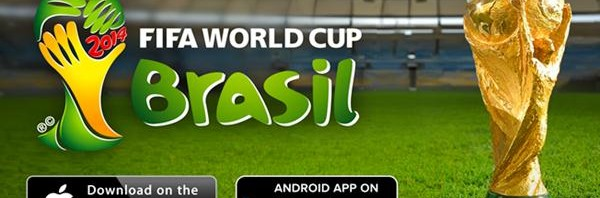 fifa world cup 2014 application