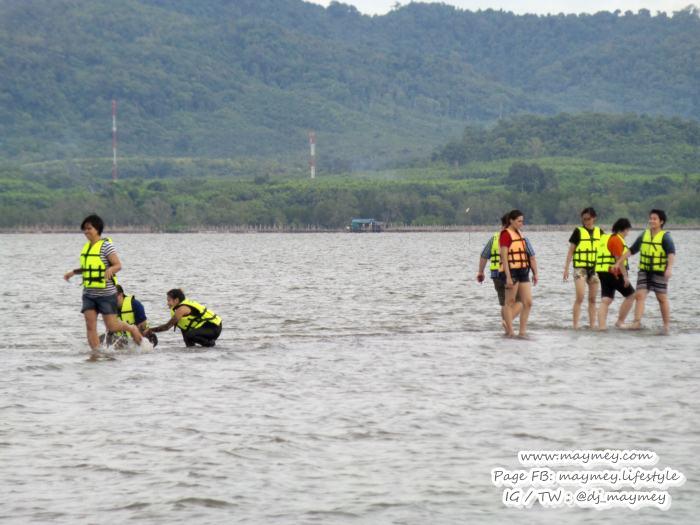 ทะเลแหวก จันทบุรี