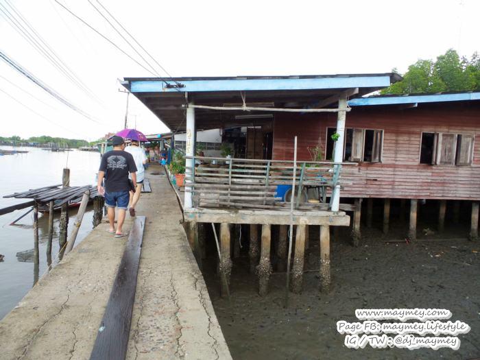 เดินเที่ยวรอบหมู่บ้านไร้แผ่นดิน ดูวิถีชีวิตชาวบ้านบางชัน
