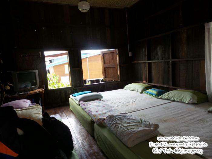 ห้องพักสำหรับ 4-6 คน