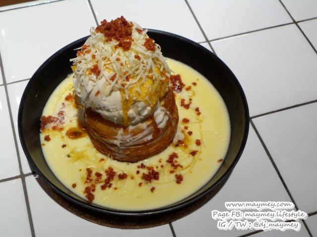 Bacon Maple ร้าน Vanilla Bake shop