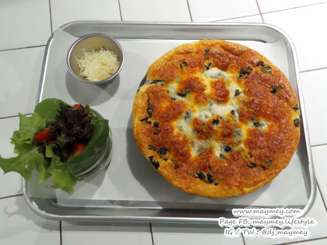 Breakfast Egg Souflee