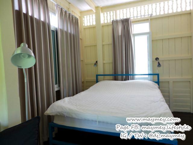 ห้องนอนใหญ่ บ้านมะม่วง