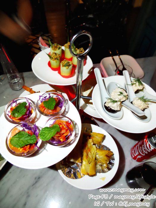เมนูแนะนำร้าน Varano wine bar & cafe The UP Rama 3