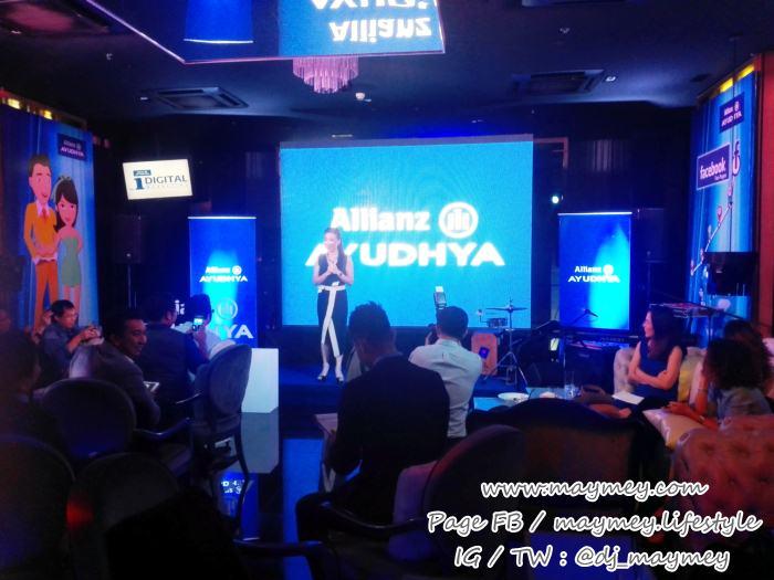 Allianz Ayudhya No.1 in Digital Marketing-ผู้บริหาร
