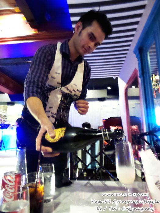 Varano wine bar & cafe The UP Rama 3