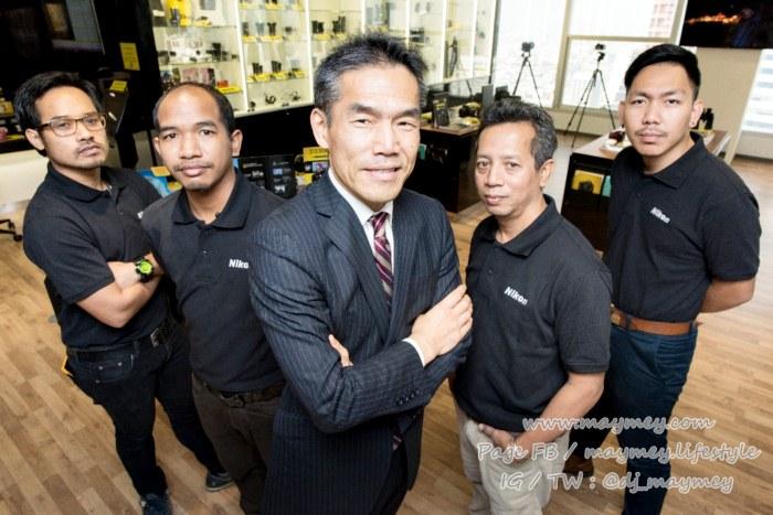ทีม Nikon Consultant ผู้เชี่ยวชาญด้านการถ่ายภาพที่ Nikon Square