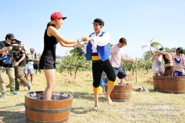 กิจกรรมสนุกๆใน Wonderfruit Festival