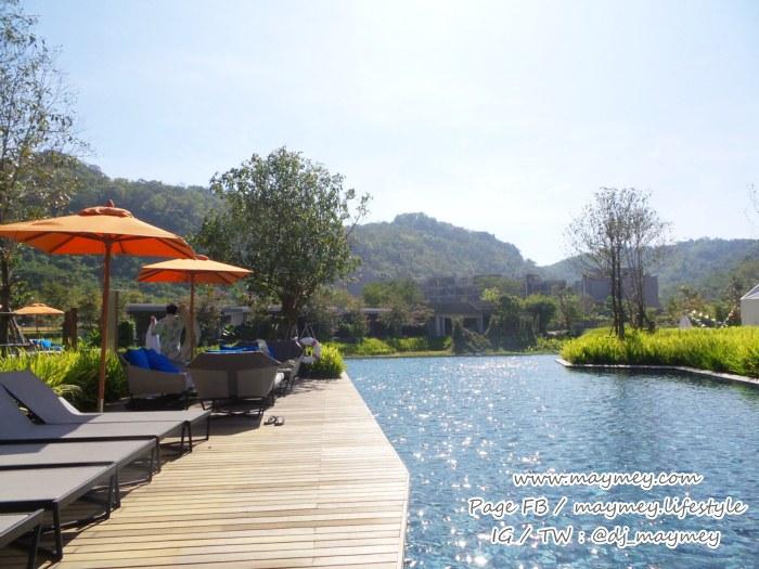 ESCAPE Hotels Khao Yai-swimming5