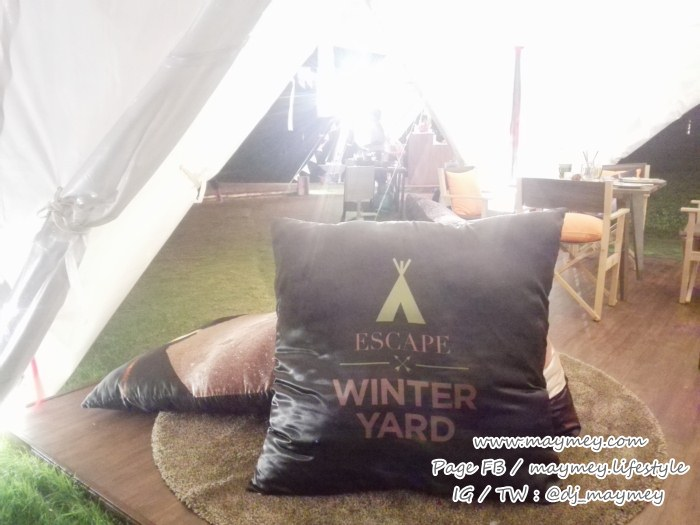 ESCAPE Winter Yard