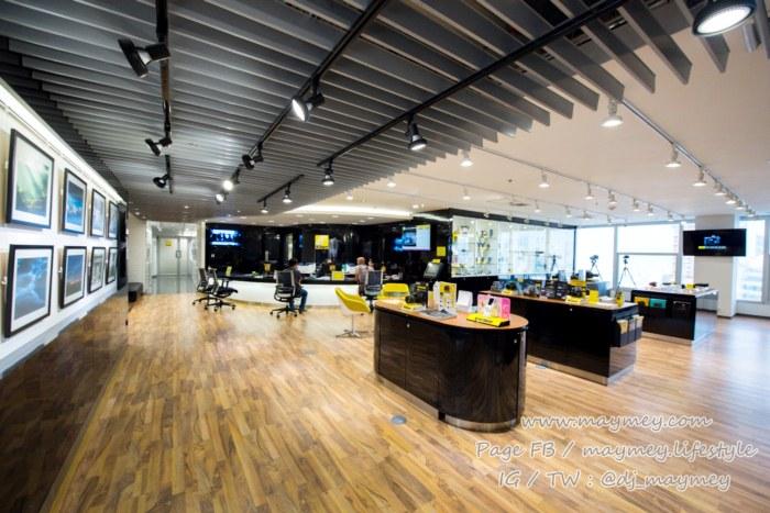 Nikon Square ศูนย์บริการลูกค้าและศูนย์รวมกิจกรรมครบวงจรของนิคอน