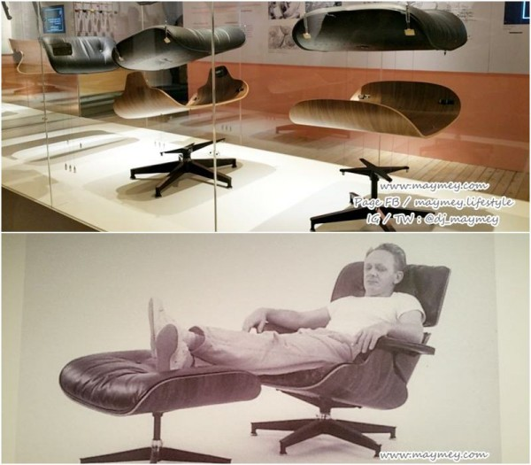 นิทรรศการ Essential Eames ต้นแบบงานดีไซน์แห่งศตวรรษที่ 20