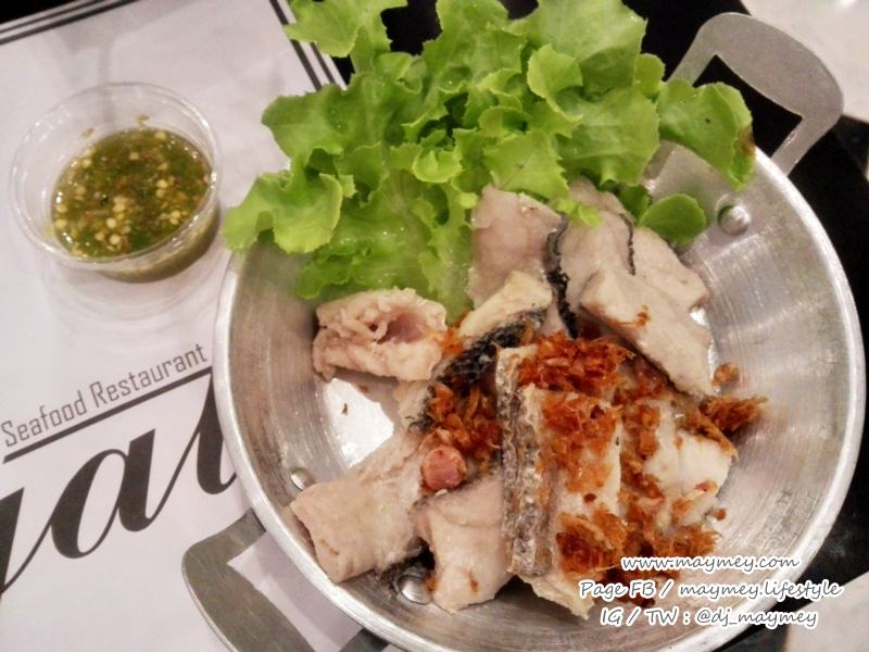 ปลาลวกจิ้ม-Laemgate Seafood