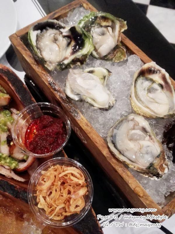 หอยนางรมสด-Laemgate Seafood