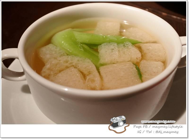 ซุปเยื่อไผ่ผักไต้หวัน