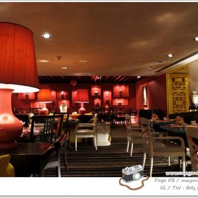 บรรยากาศ ห้องอาหารจีน Noble House