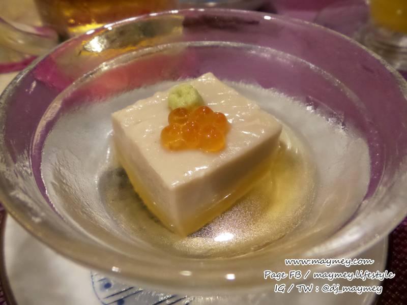 Tetsukuri Goma dofu (Homemade Sesame Tofu)