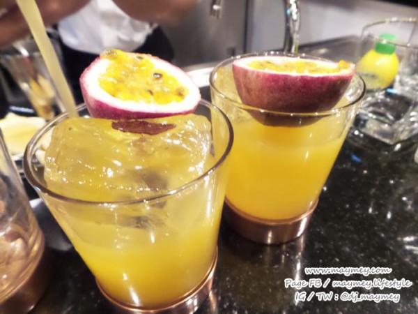 Passion Fruit at Paintbar Bangkok