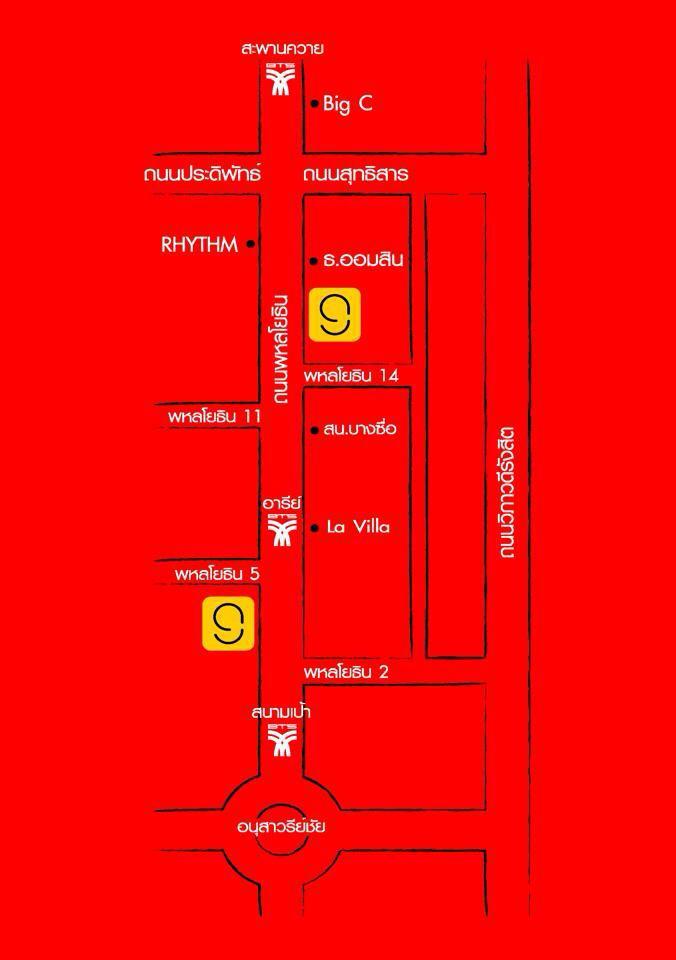 แผนที่ร้าน Guru Gyuu