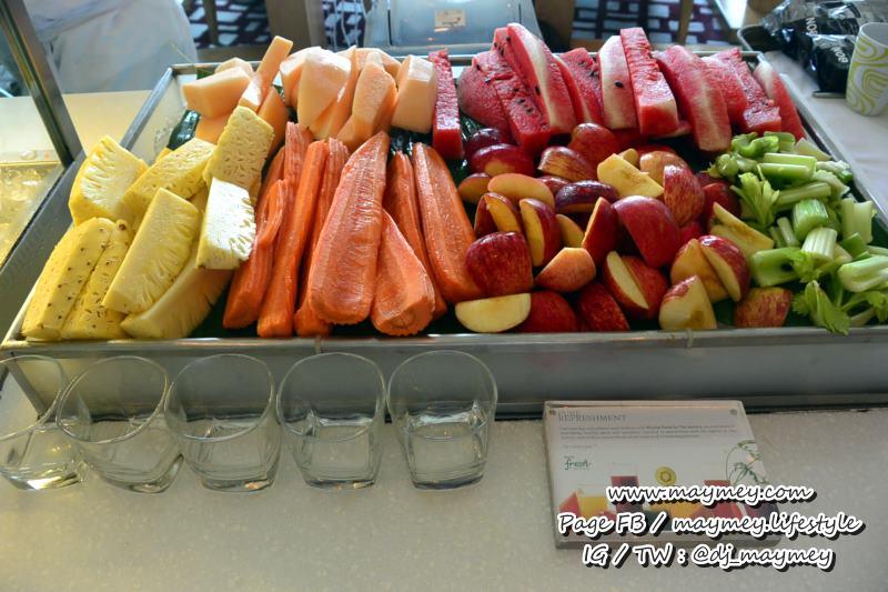มุมเครื่องดื่มเพื่อสุขภาพ-seasonal tastes - the westin Grande Sukhumvit