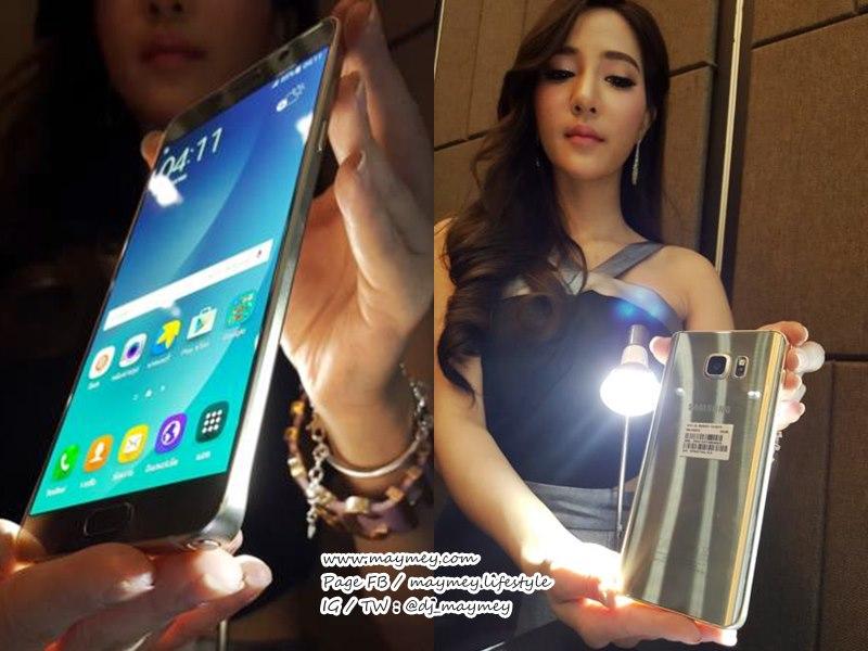 Samsung Galaxy Note 5 - Body หน้า หลัง