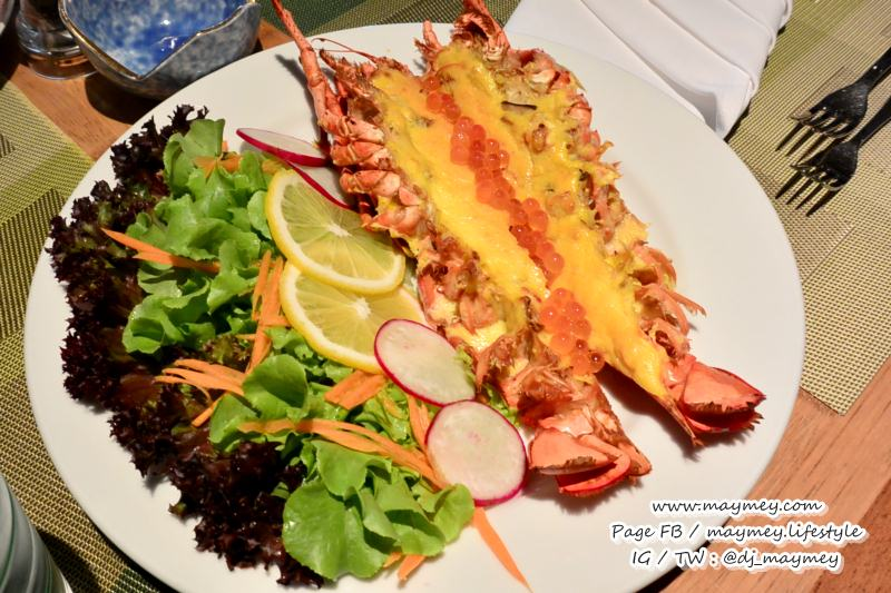Main Lobster Thermidor