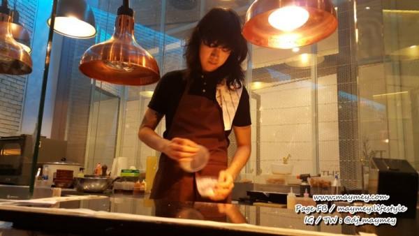 ดูเชฟทำอาหาร