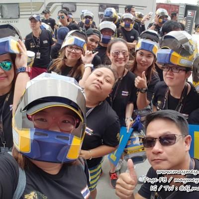 บรรยากาศ GT Asia Series 2015 กับชาว GSC