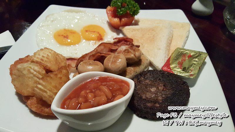 Flann Irish Breakfast