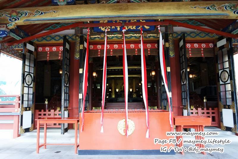 ไหว้พระขอพรตรงนี้ Yutoku Inari Jinja