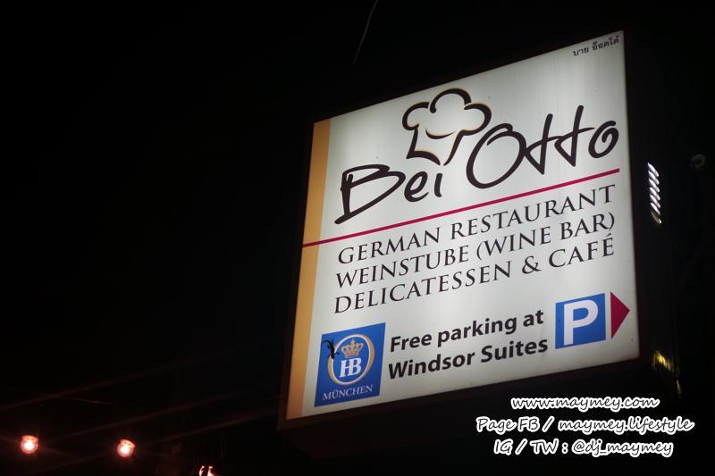 ร้าน Bei Otto สุขุมวิท 20