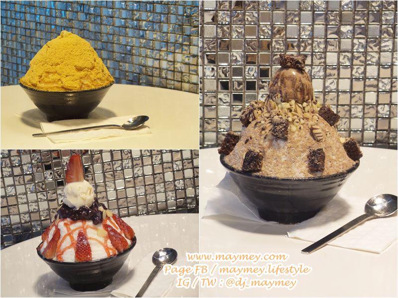 เมนูที่ 10 ร้านที่ 10: เมนู Brownie Choco Snowflake ร้าน Show Tree