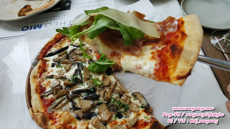 Pizza Your choice of three of our favourite pizzas