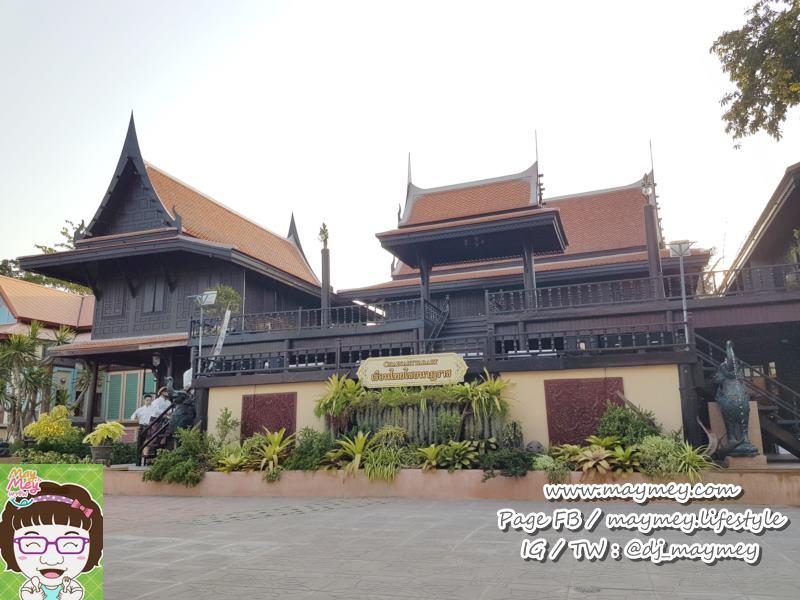 หน้าเรือนไทยไชยนาฏราช 200 ปี