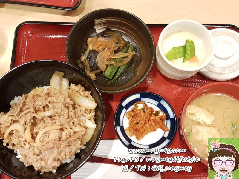 ข้าวหน้าเนื้อ-sukiya