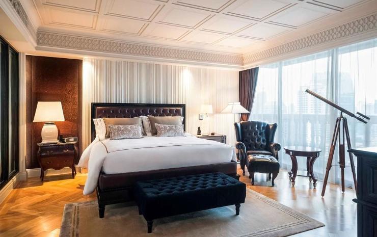 Hotel Muse Bangkok Langsuan – A MGallery Collection (โรงแรมมิวส์ กรุงเทพหลังสวน เอ็มแกลเลอรี่ คอลเลคชั่น)