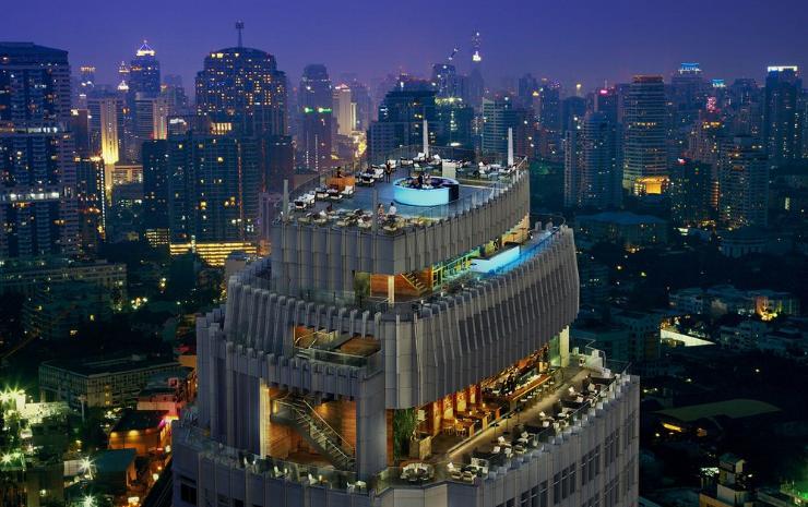 5 โรงแรมกรุงเทพสุดเริ่ด วิวดีมี Rooftop