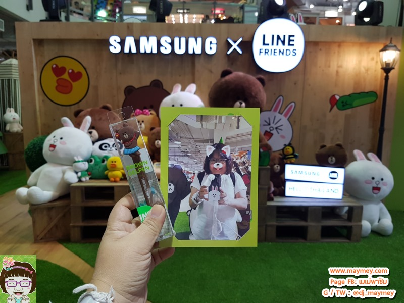 SAMSUNG X LINE FRIENDS Pop Up Event